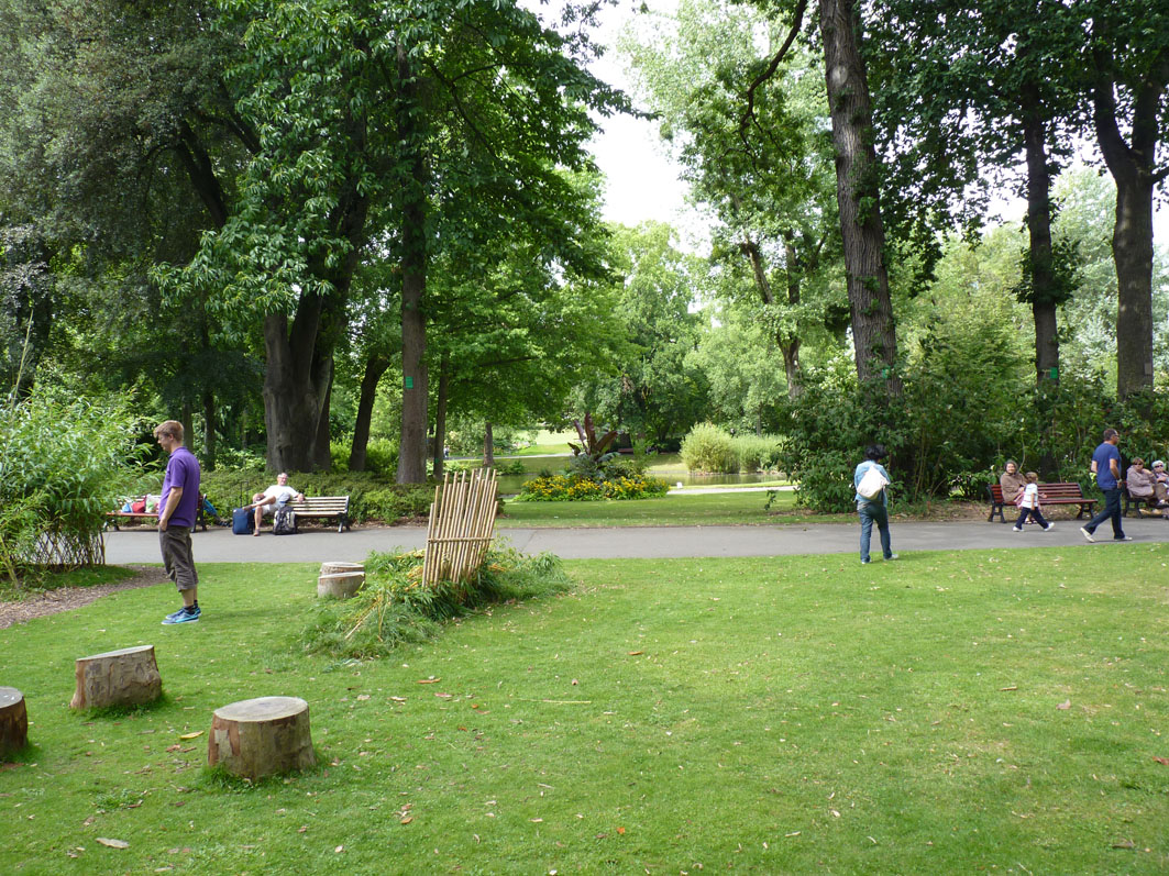 Myartmag le jardin des plantes de nantes for Jardin du plantes