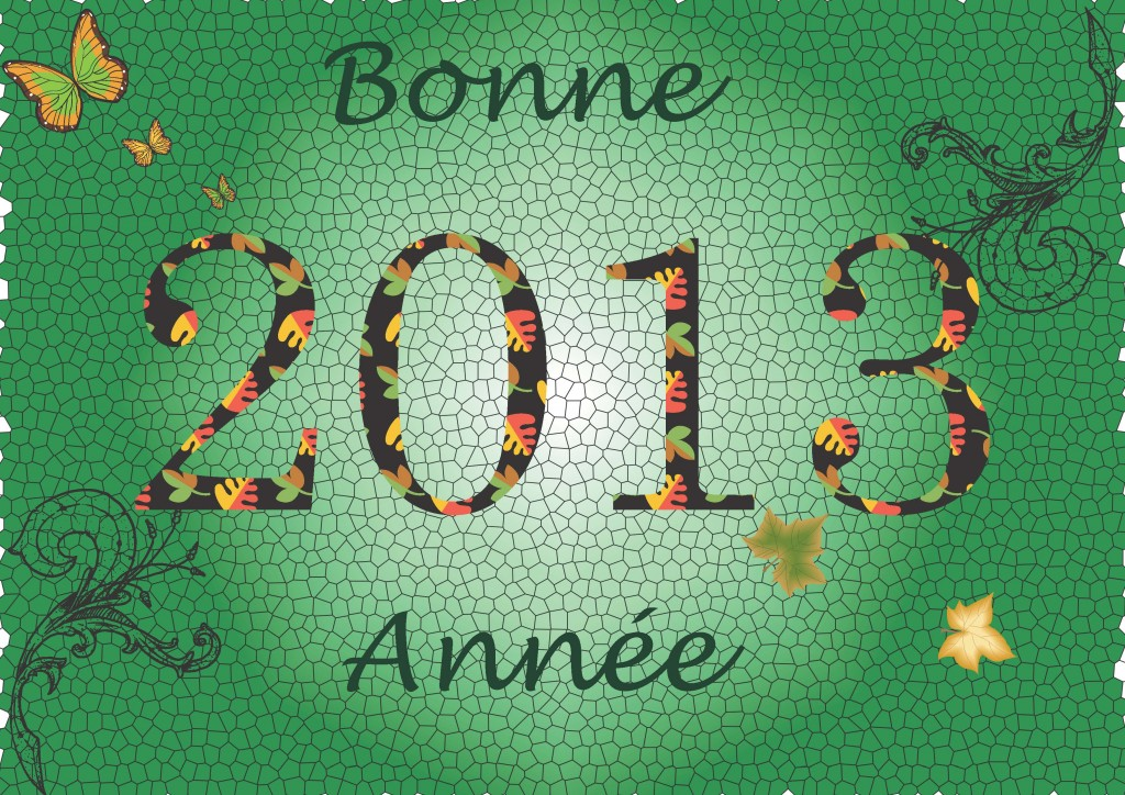 Happy green year dans actualités de l'art 2013