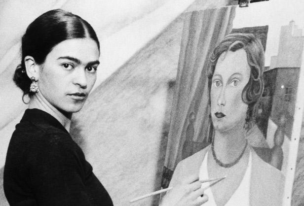 Pour la Journée de la Femme : portrait de Frida Kahlo dans histoire de l'art kahlo-frida-1931-sized
