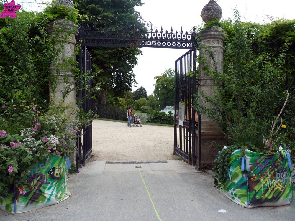 MyArtMag » Voyage à Nantes #3 Le Jardin des plantes