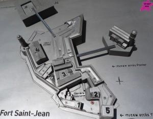 Fort Saint-Jean / MUCEM  2/2 dans actualités de l'art plan-300x235