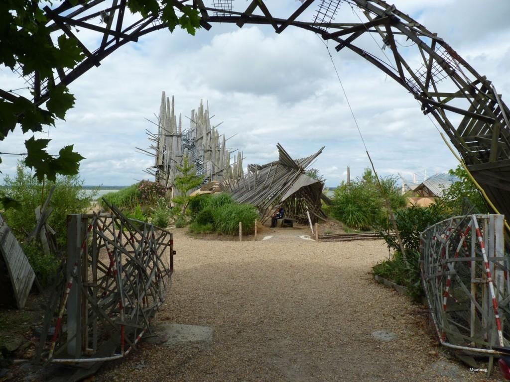 Le Jardin Etoilé #Estuaire dans Nantes jardin-etoile