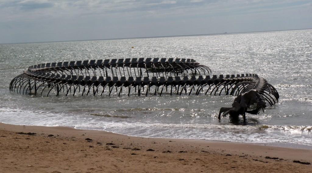 Le serpent d'Océan #Estuaire dans actualités de l'art le-serpent-docean