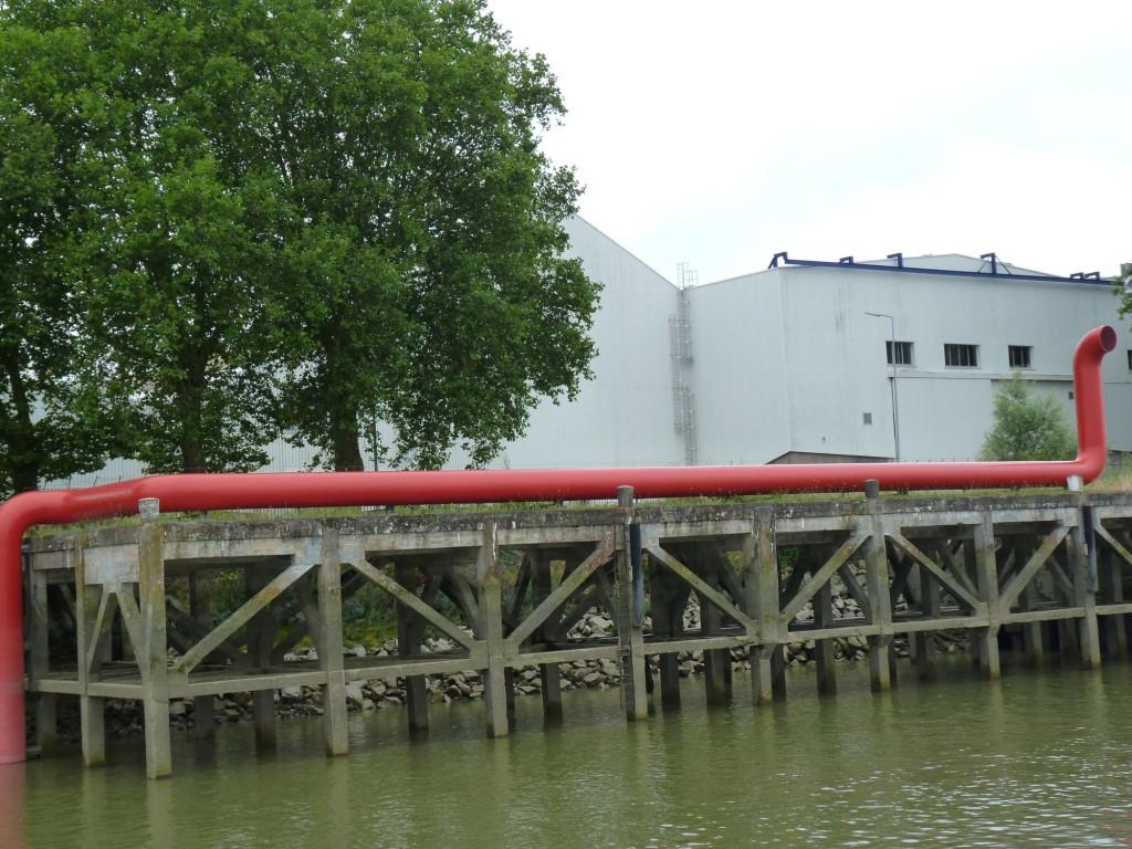 Serpentine Rouge #Estuaire dans Nantes p1030761