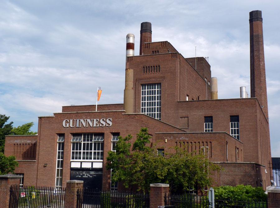 Guinness Store house #Dublin dans mes voyages p1040030