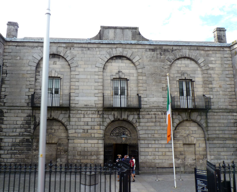 Kilmainham Gaol #Dublin dans mes voyages p1040051