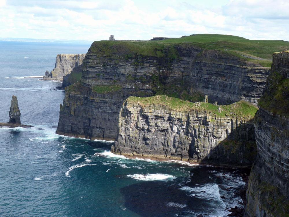Les Falaises de Moher # Irlande dans mes voyages p1040318